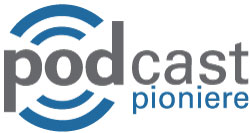 Podcast Pioniere Logo